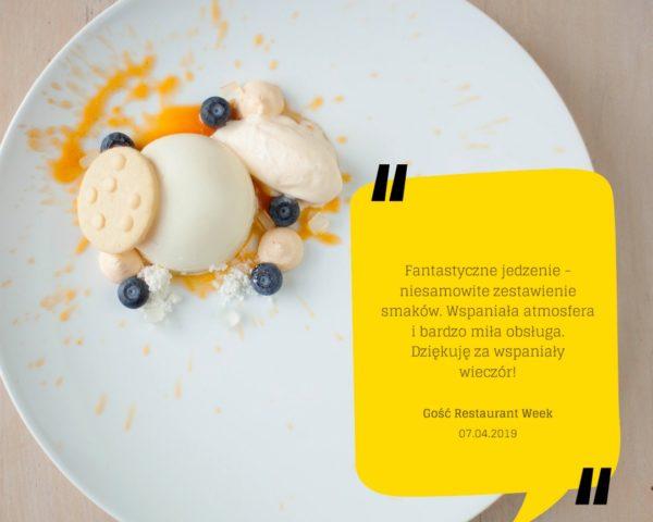 Restaurant - week opinie (1)